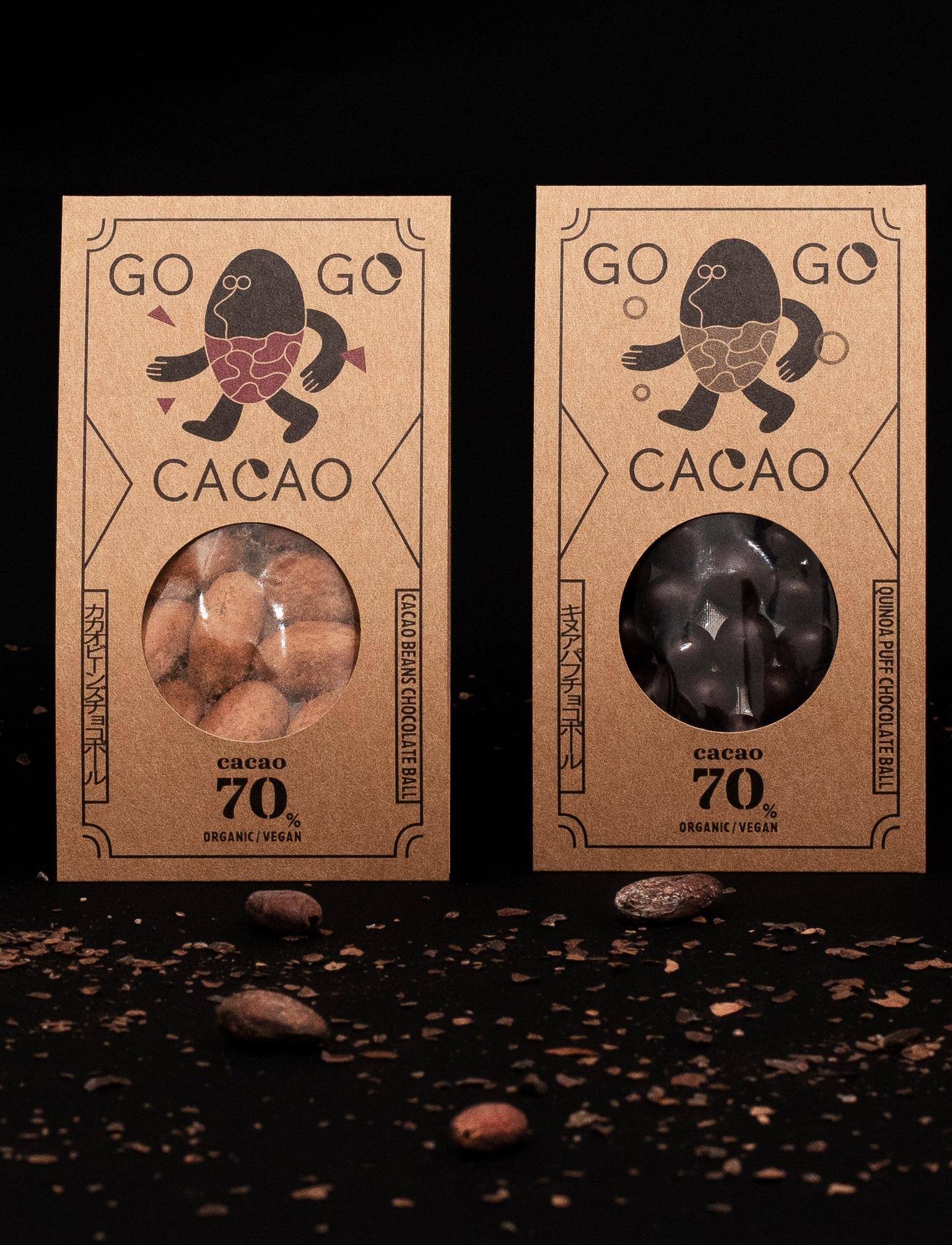 「GO GO CACAO」