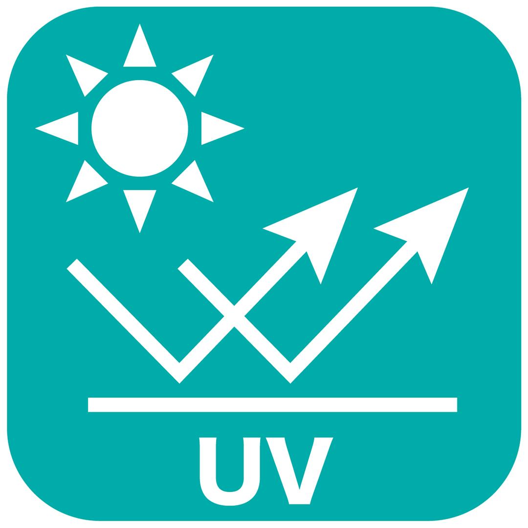 UV99%カット