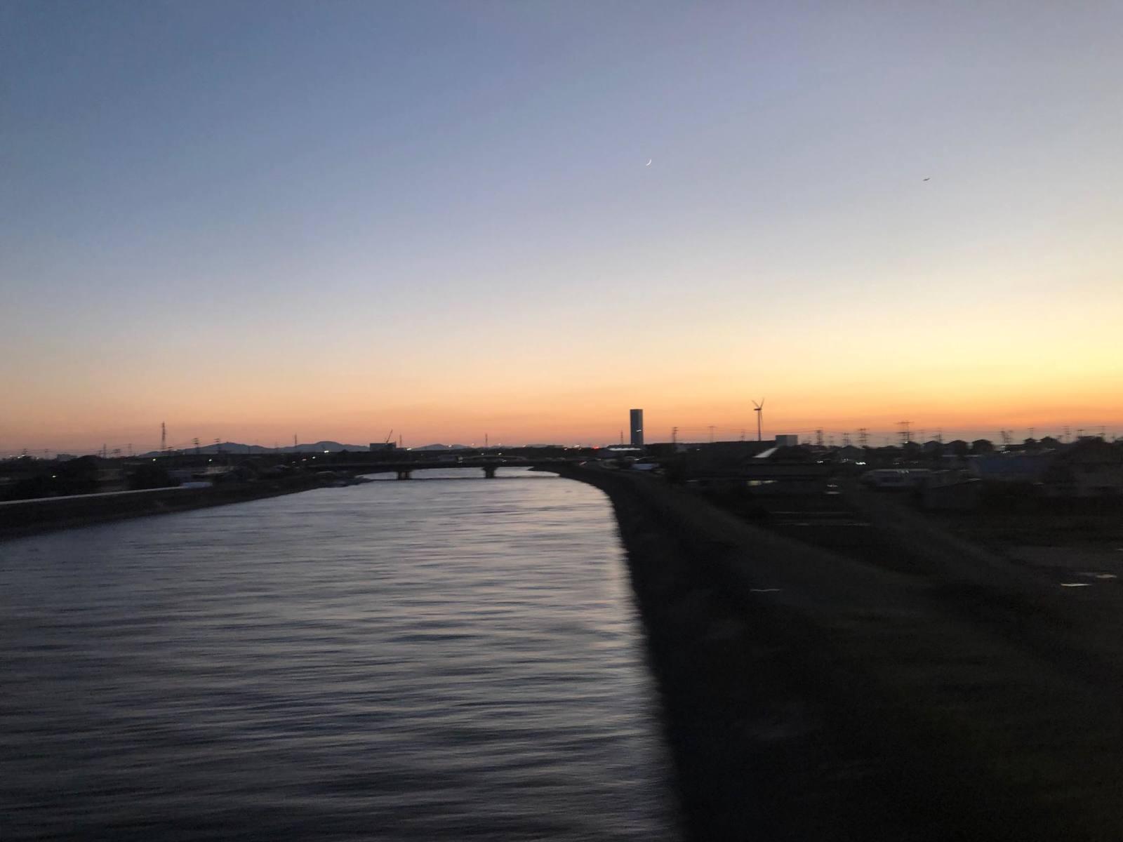岡山 旭川