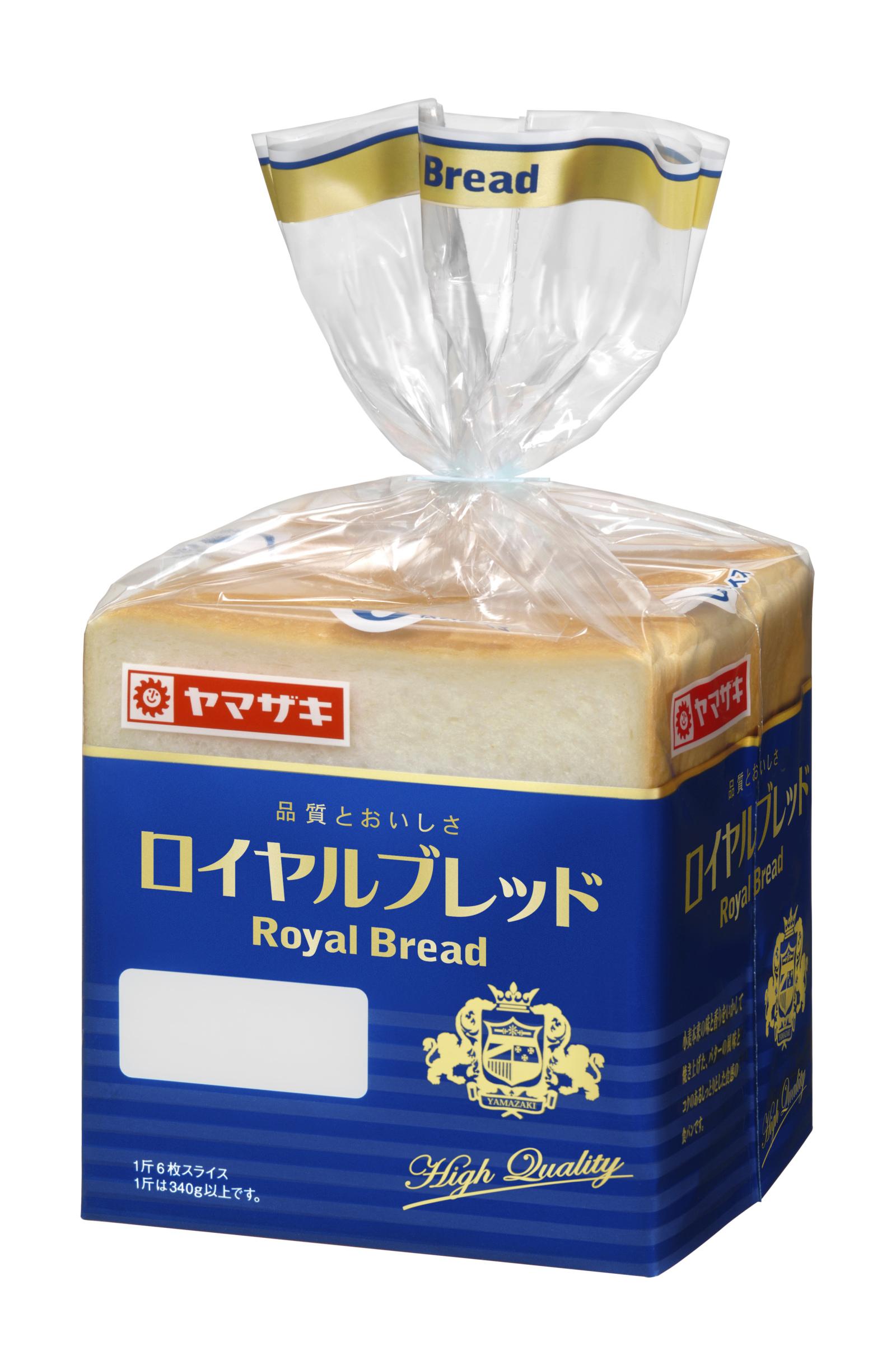 山崎製パン ロイヤルブレッド