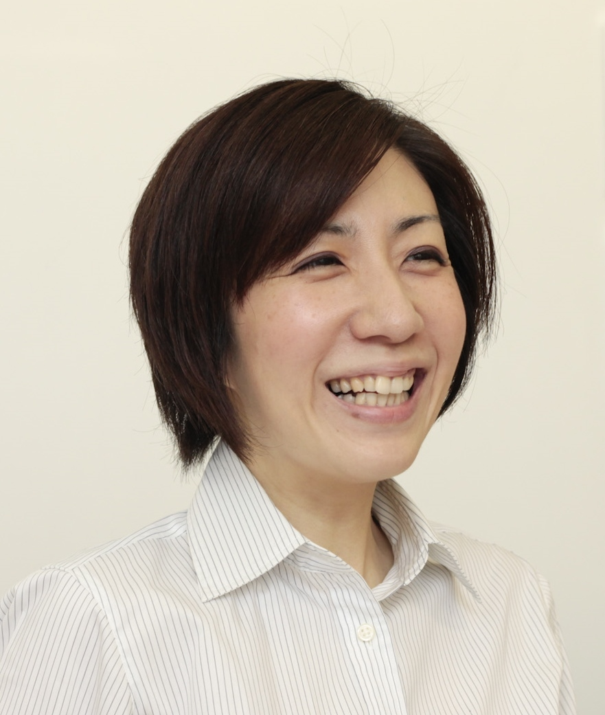 外川 浩子(とがわ ひろこ)