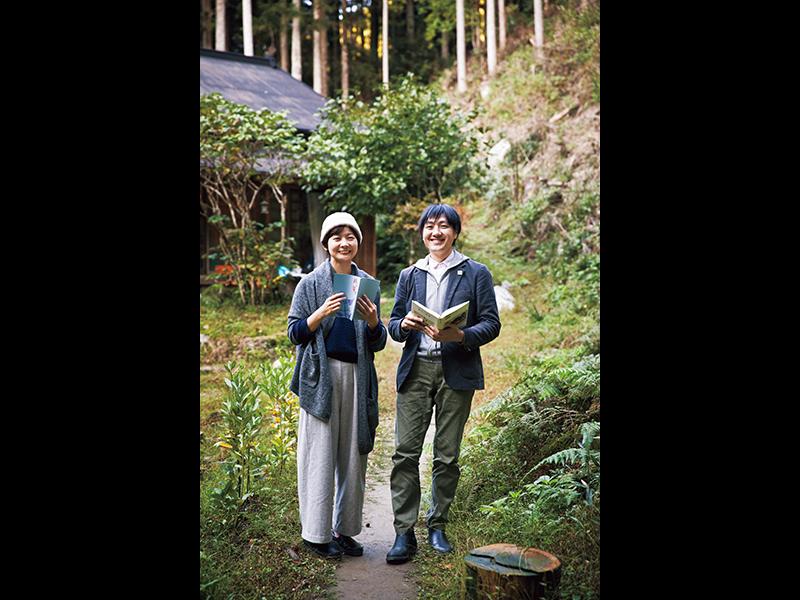 真兵さんと海青子さん。
