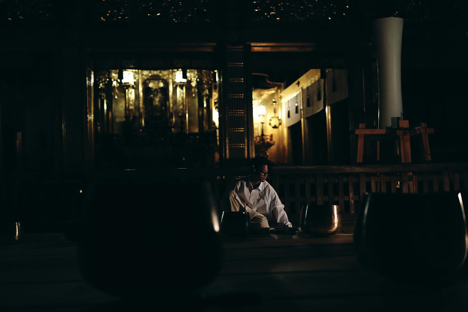 シマタニ昇龍工房×未音(ひつじおと)制作所:おりんの奏でる音楽「Vague(ヴァーグ)」