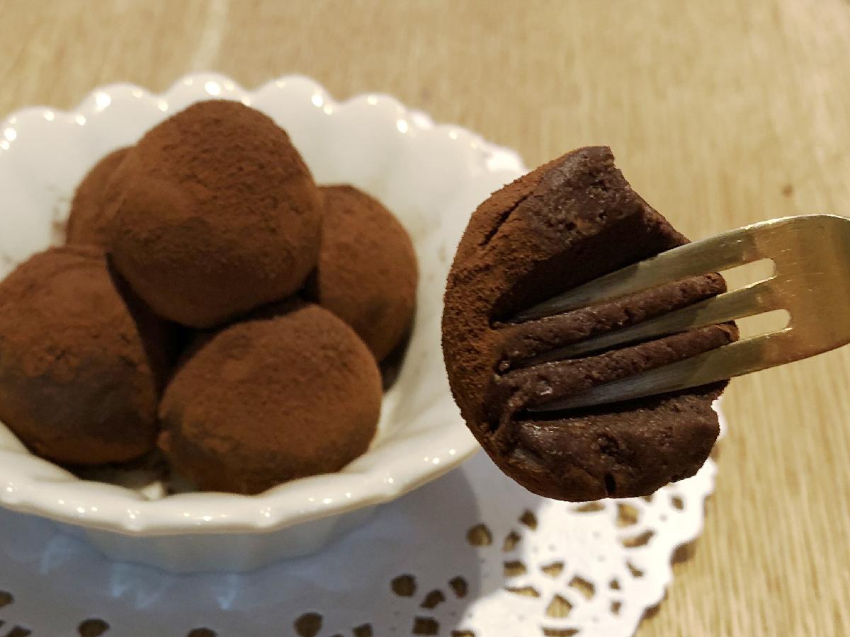 チョコトリュフ