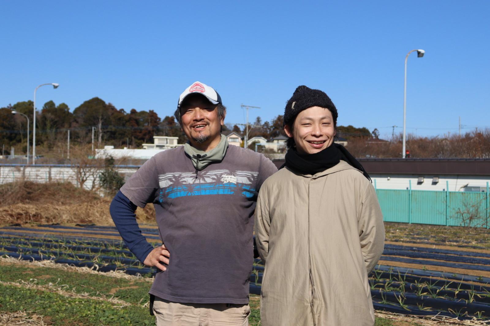 南雲さんと長岡さん