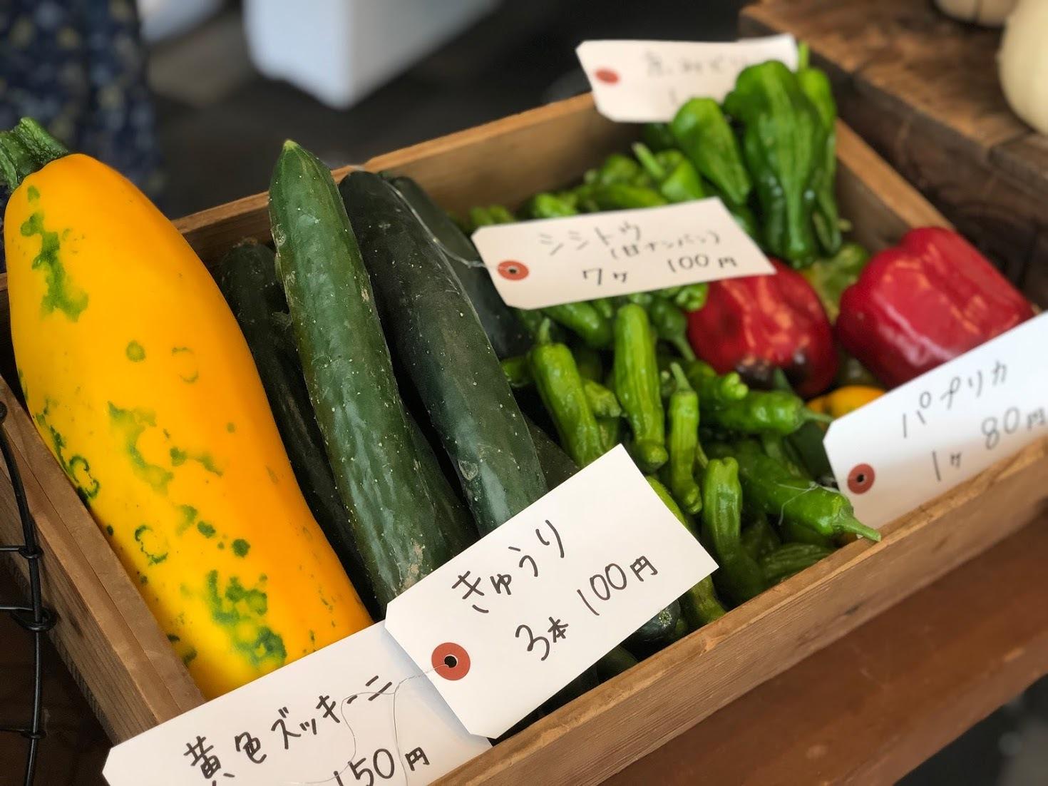 農業Crew_野菜