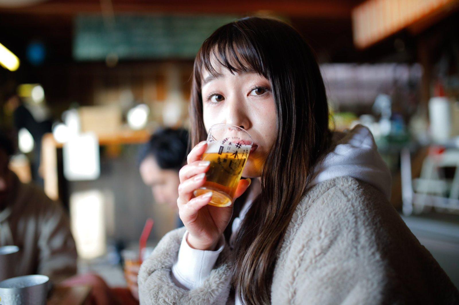 長野さん_ビール