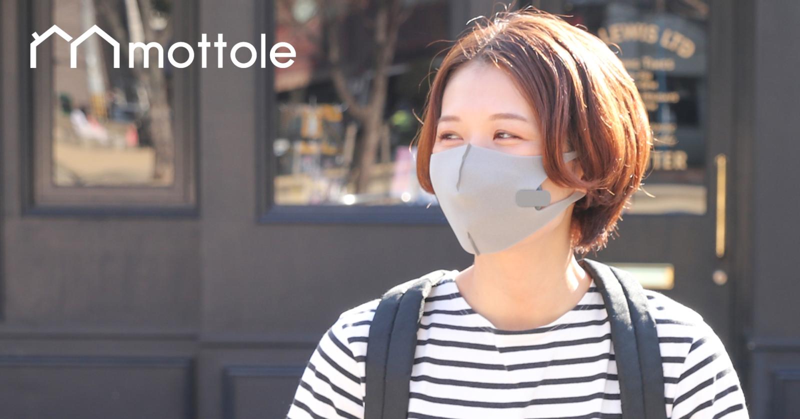 様々なタイプのマスクに対応