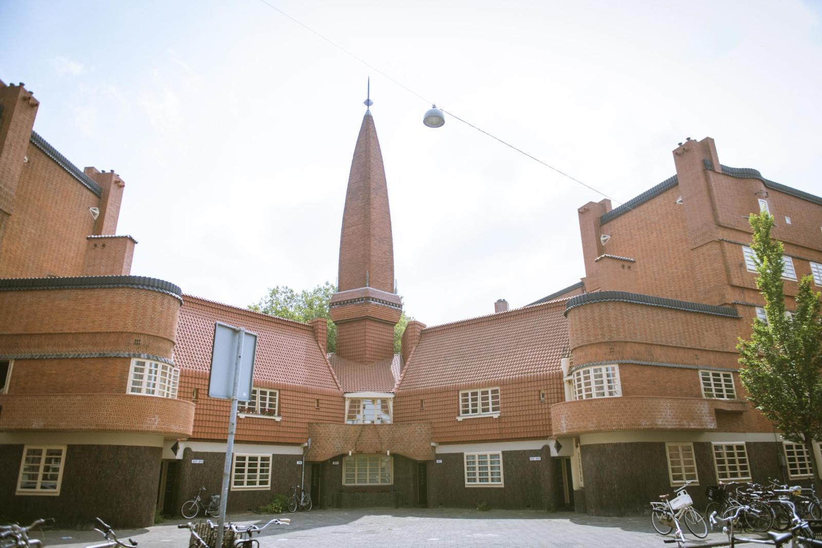 オランダはじめヨーロッパでは歴史ある建造物は大切に保存・活用されている。