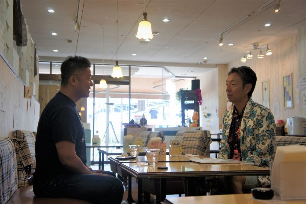 竹内さんと渡部さん