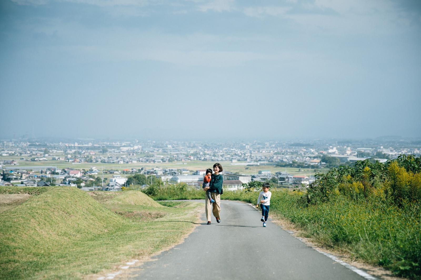 瀬戸内海を一望できる移住先付近からの眺め