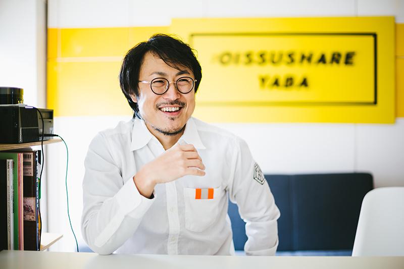 株式会社R-pro 代表取締役 岡本ナオトさん