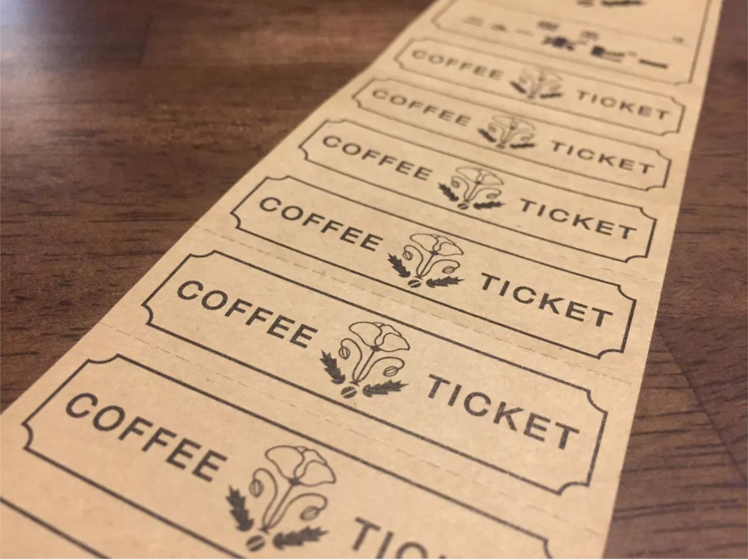 名古屋の喫茶店を応援する「コーヒーチケットプロジェクト」