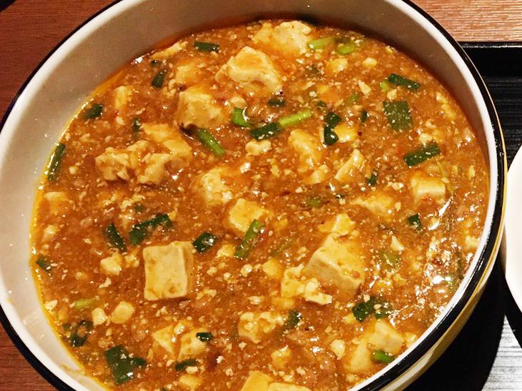 札幌・布袋のマーボー麺