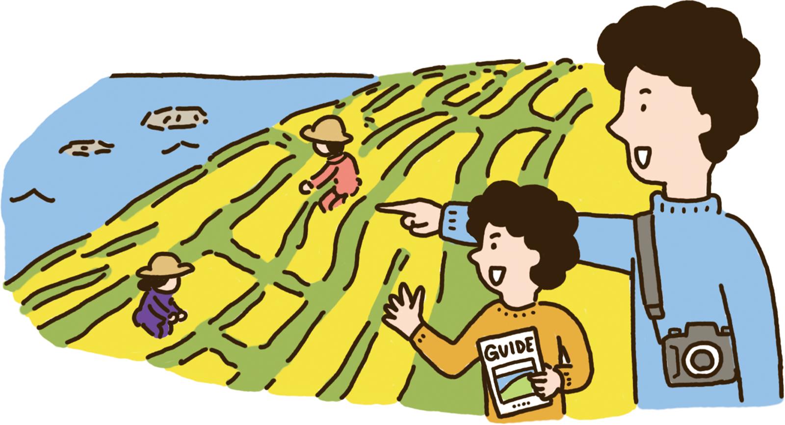 農業が観光資源になるって、ほんと?
