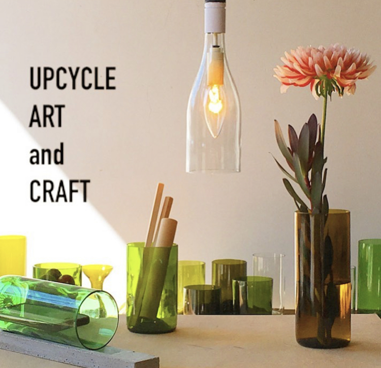 UPCYCLE ART AND CRAFT