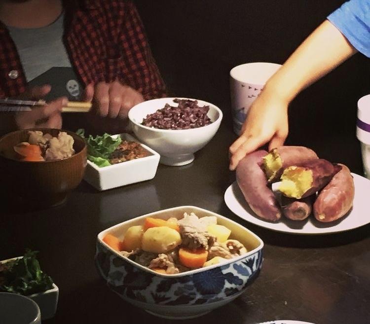 藤田家の食卓