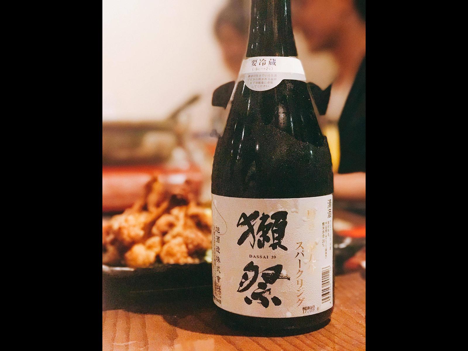 あの有名な日本酒「獺祭(だっさい)」も「輸出&逆輸入」が成功した一つ。