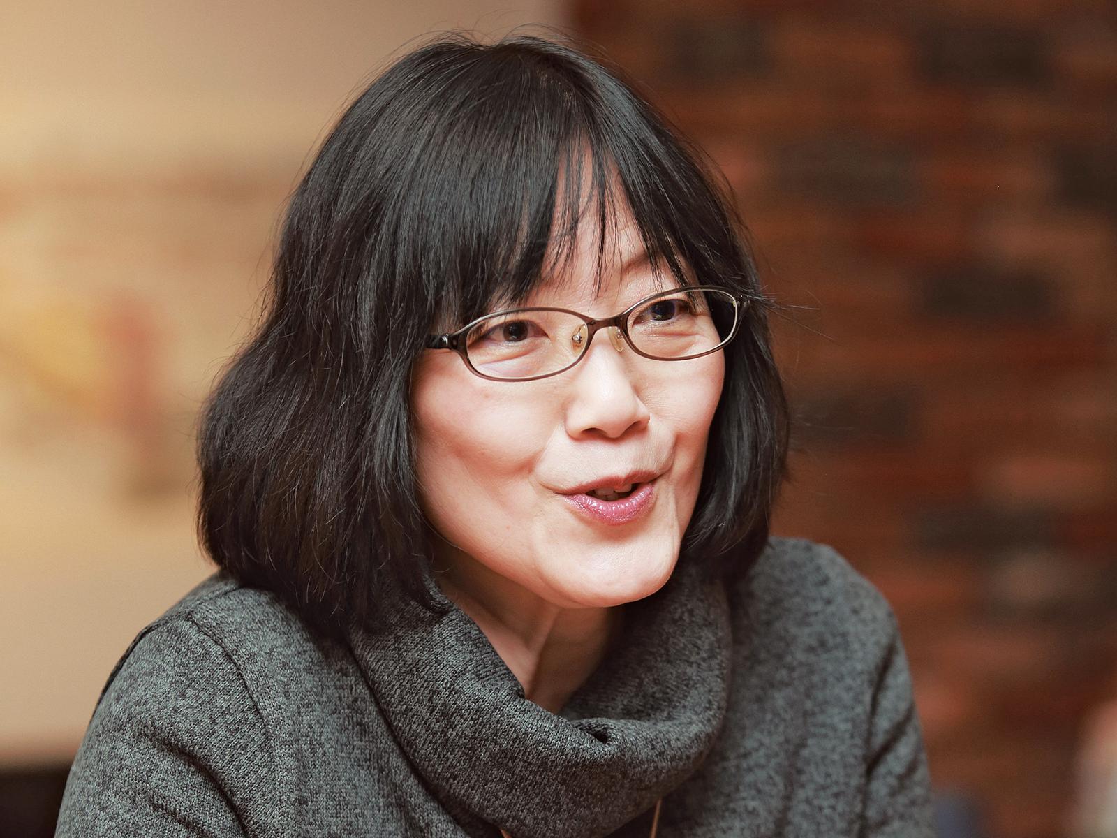 相内恵津子さん 主婦。市民ライター講座をきっかけに市民ライターに。『The Roast』が初の記事。