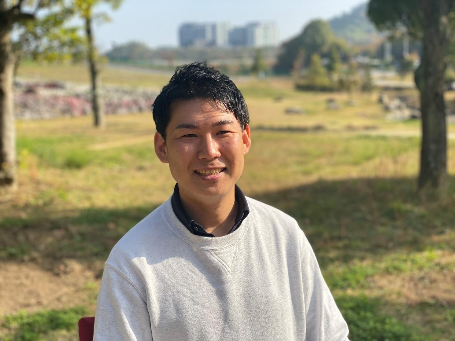FC今治(株式会社今治.夢スポーツ)経営企画室長の中島啓太(なかじま けいた)様