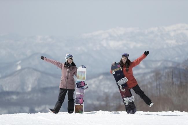 川場スキー場(群馬)
