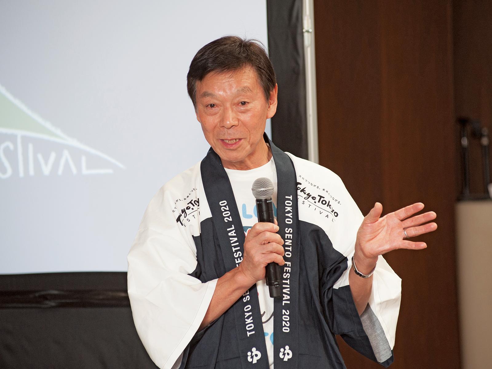 委員長の近藤和幸さんに聞きました!