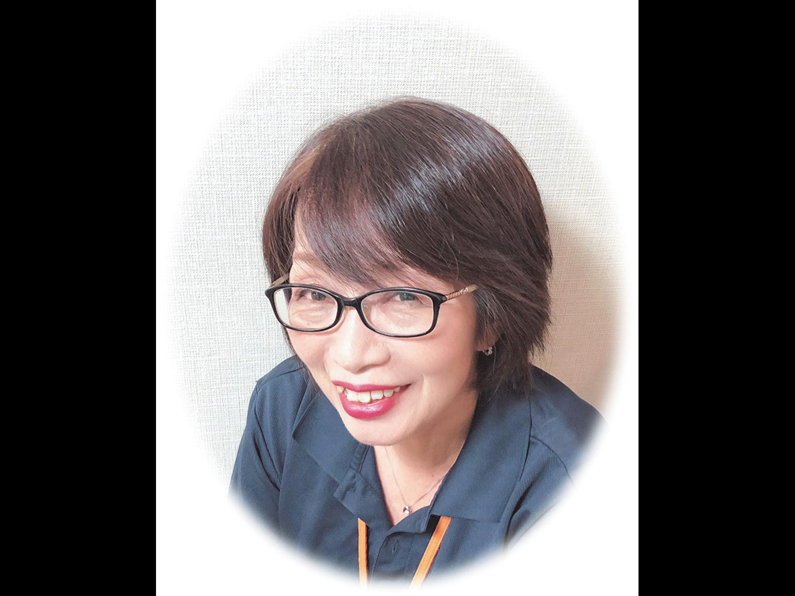 理事長の宿里智子さんに聞きました!