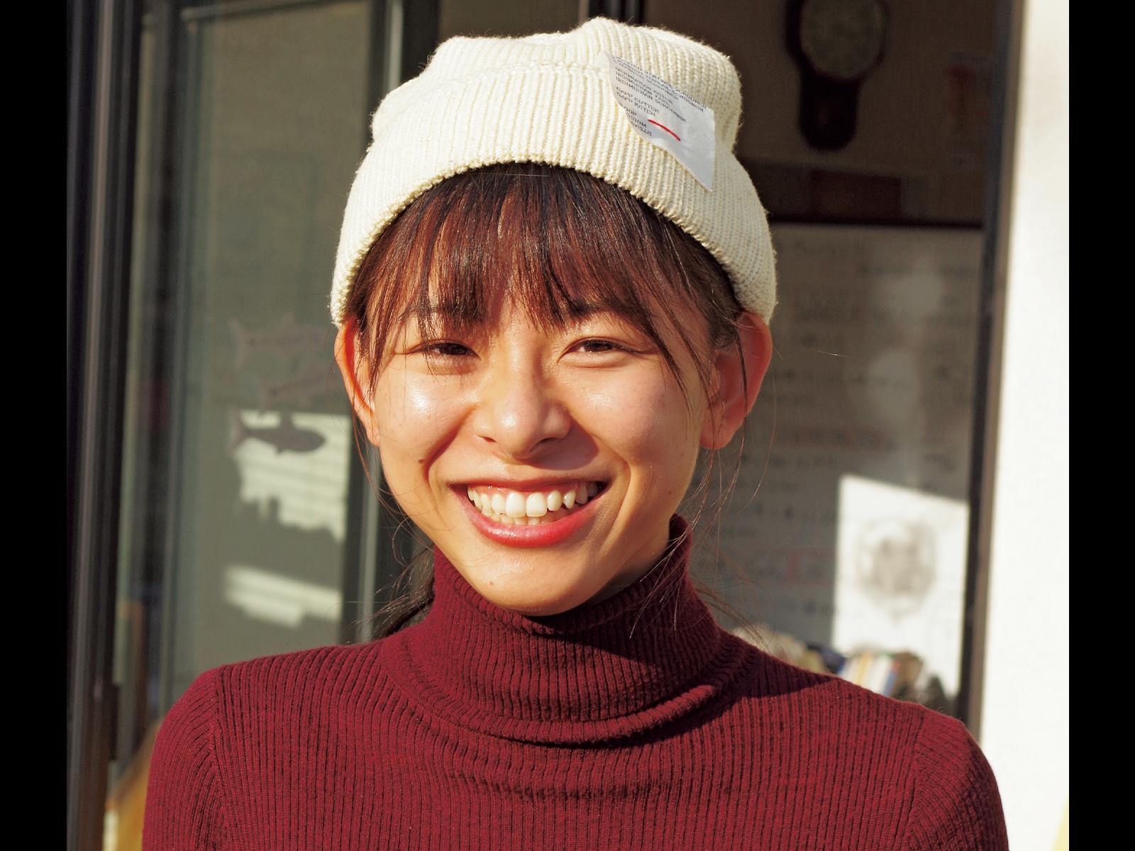 インターンの菅松柚香さんに聞きました!