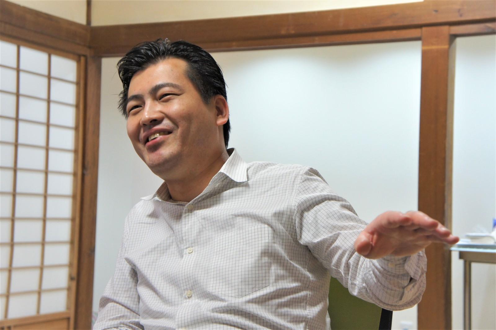 世界を飛び回り日本酒の素晴らしさを伝え続ける土佐酒造株式会社 松本代表取締役