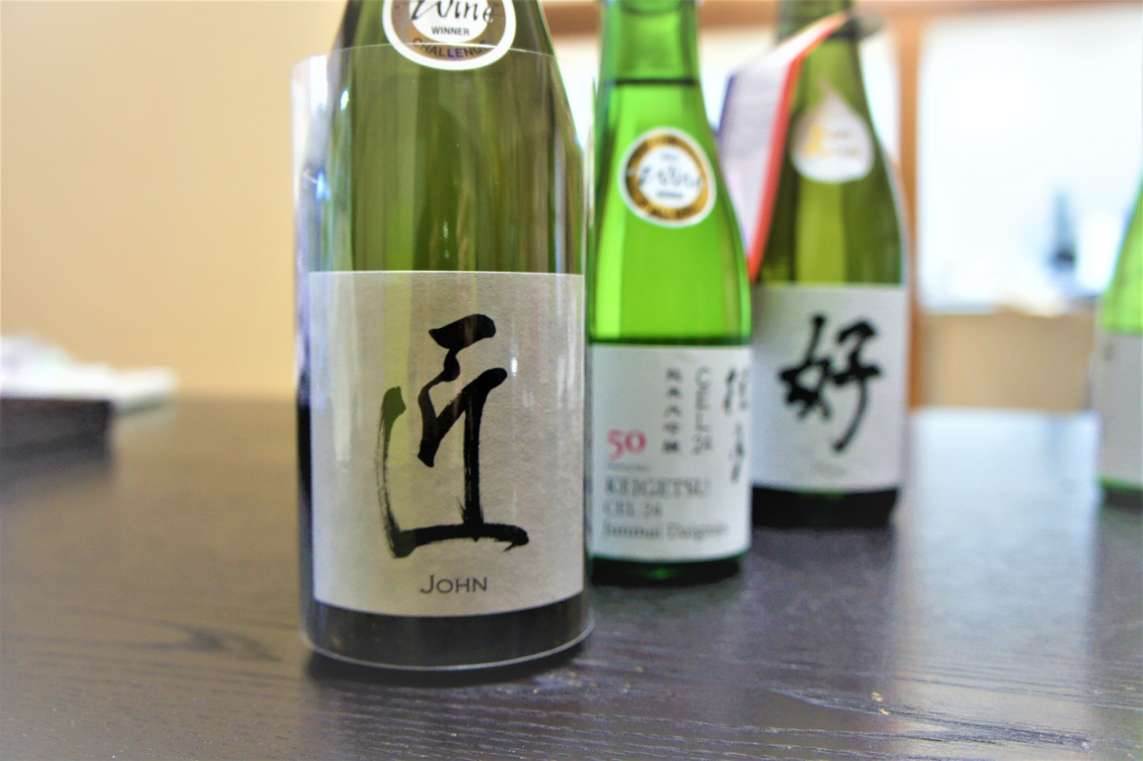 台湾人との出会いからスパークリング日本酒「匠(JOHN)」が生まれた