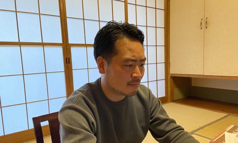 株式会社ふろしきや代表 田村 英彦(長野県千曲市在住)