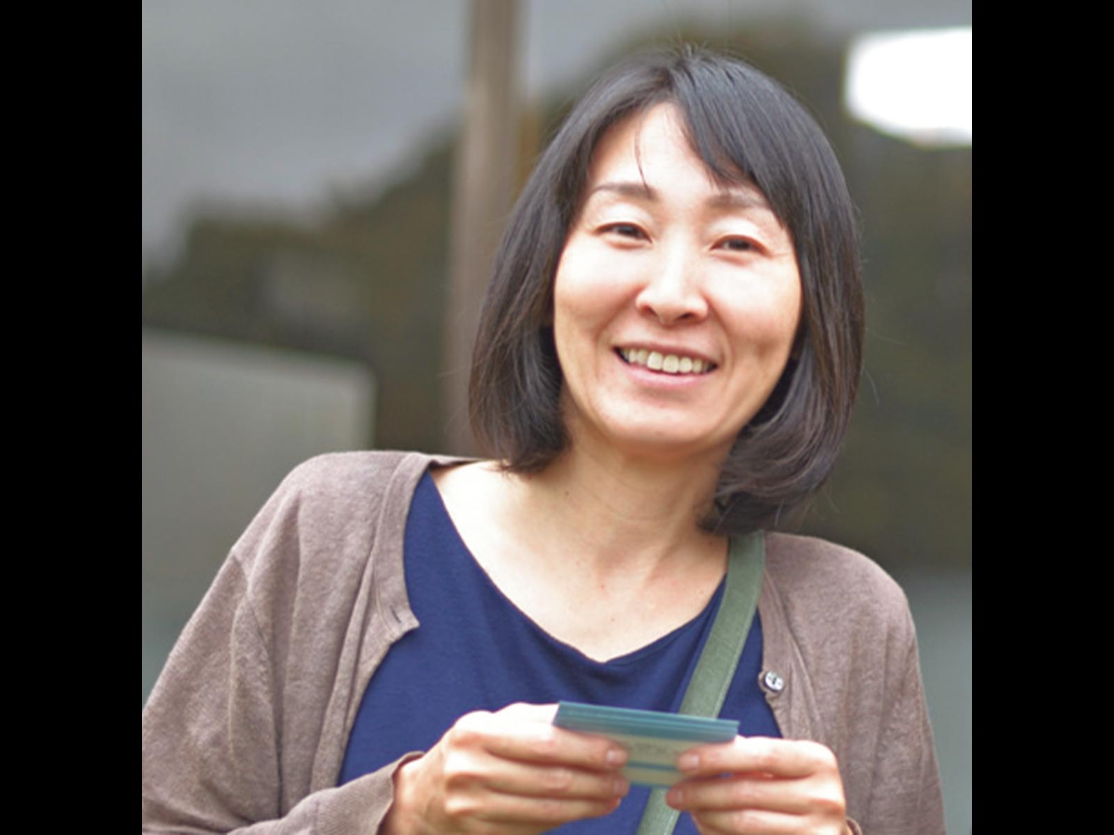 芝 由紀子さん