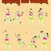 腹筋運動は立ったままでもできる!立ったまま腹筋に効くワークアウト
