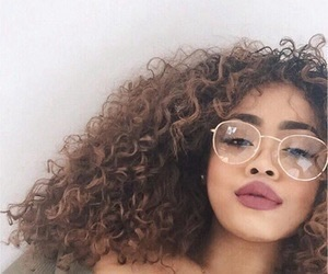 Hair goals, makeup goals, and EVERYTHING GOALS TBH?  by iiamjuju | We Heart It (7390)