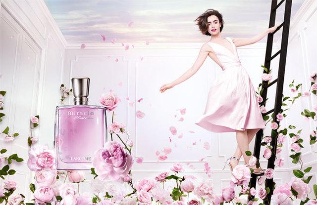 ランコムの人気香水「ミ・ラ・ク」から新作「ミ・ラ・クブラッサム」バラのつぼみが優雅に舞う | ニュース - ファッションプレス (7573)