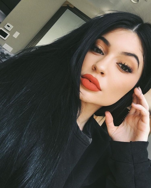 New colour #lipkitbykylie 👄💄 by luvsonly ♡ | We Heart It (11448)