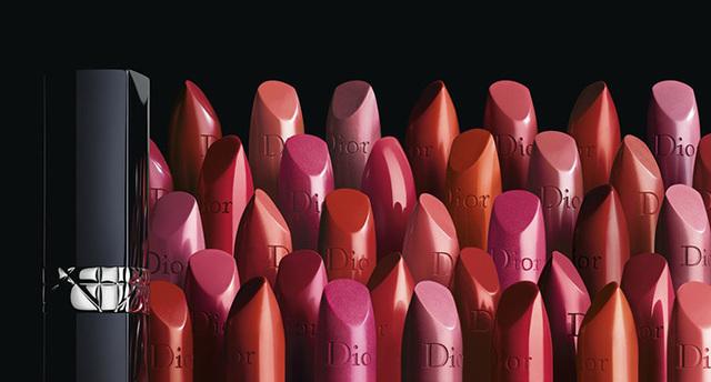 ディオールから新リップ「ルージュ ディオール」アジア限定色含む全36色 - 写真1 | ニュース - ファッションプレス (13179)