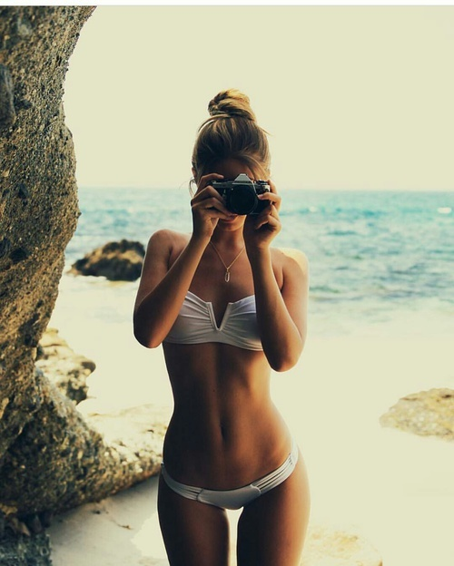 Photo Beach by Belles People   We Heart It (13298)