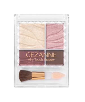エアリータッチシャドウ : 商品ラインナップ : CEZANNE/セザンヌ化粧品 (13336)