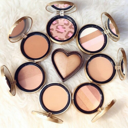 A makeup collection (enjoy) by -`ღ´-ƤRƐƬƬƳ ιη ƤιƝк2-`ღ´- | We Heart It (13849)