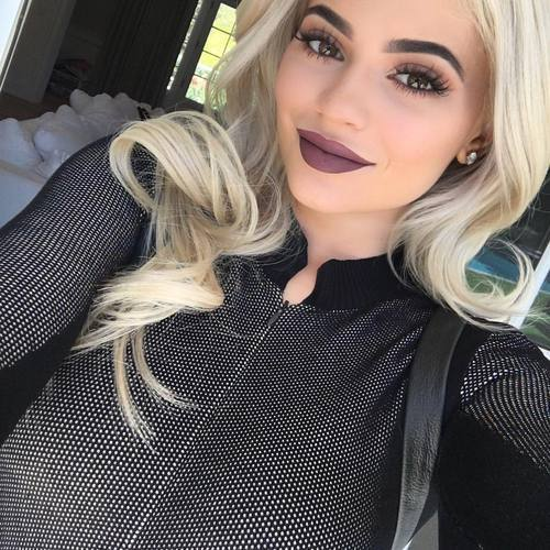 #kylie #blonde #beautiful  by Supergirl | We Heart It (14867)