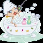 冬はお風呂でのんびり癒される~♡ 敏感肌の人にも優しい入浴剤を集めてみました!