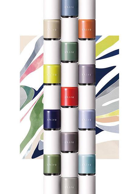 自然派コスメティックブランド「shiro」からメイクアップコレクション誕生、昆布やハチミツがコスメに | ファッションプレス (23203)