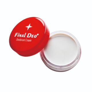 ファイナルデオ+ 薬用デオドラントクリームの通販 fi...