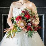 オシャレな花嫁さまに人気の『ネイティブフラワー』