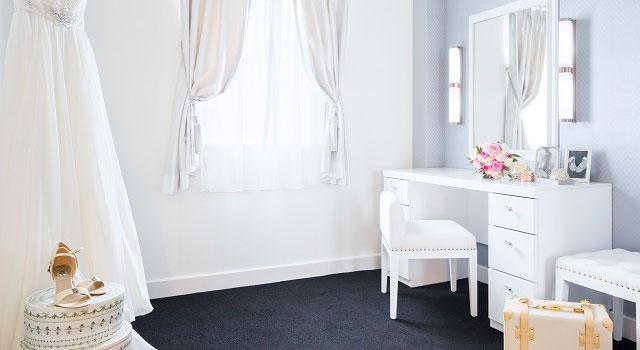 完全個室のブライズルーム