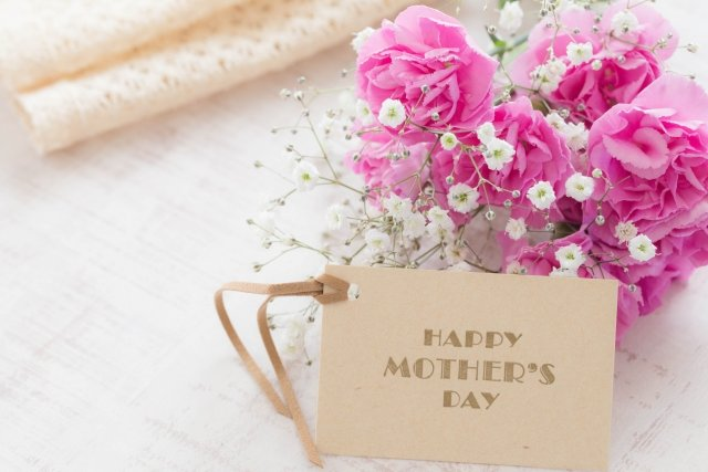 令和初の母の日は特別なプレゼント お母さんへ贈る癒しのとき