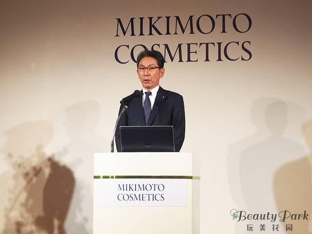 御木本製薬株式会社 取締役 小川雅也さん