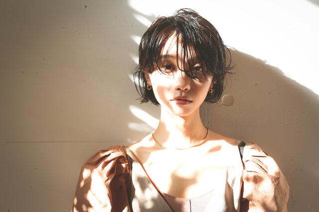 黒髪ショート|ade omotesando