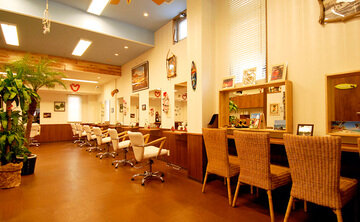 Resortsalon M byvalore 新宿東口